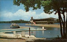 Alexandria Bay, NY   Riveredge Motel and Pancake House Alexandria Bay New York