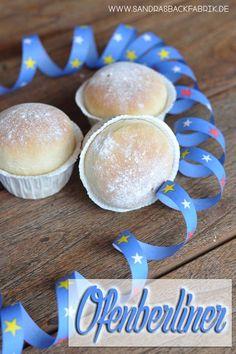 Bald steht Karneval vor der Tür und da passen diese Ofenberliner einfach prima! Obwohl... eigentlich passen diese Leckereien immer!