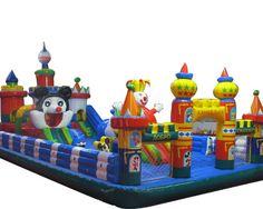 Детский надувной замок для продажи