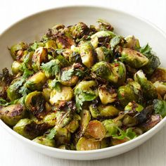 Brussels Sprouts- Roasted Garlic