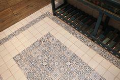 Fliesen FS by Peronda von Peronda. Flooring, Contemporary Rug, House Interior, Terracotta, Tile Floor, Stoneware, Wood, Home Decor, Public Space