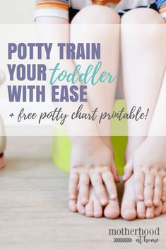 Avoid mistakes and easily potty train your child by following my simple tips. potty training | parenting advice