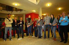 WNF-Open 1: brainstormsessie 1 november. Fotograaf: Jitske Jonkman.