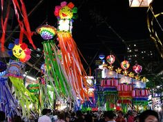 Tanabata festival in Hiratsuka 17 - Thất Tịch – Wikipedia tiếng Việt