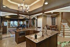 Basement Remodel - traditional - basement - atlanta - by Hall Design Build