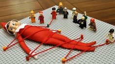 The overachiever's guide to 'Elf on the Shelf'