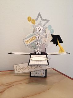 Graduation  by Elna