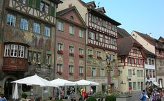 Stein am Rhein Square