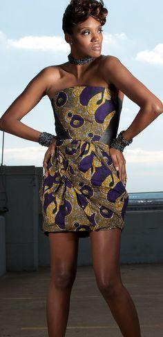 Afro Chic Winter 2009 - Solome Katongole