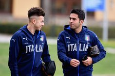Italy Training Session And Press Conference - Pictures - Zimbio