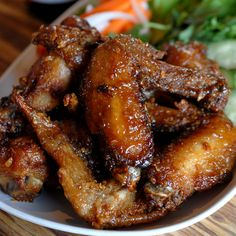These are the best chicken wings you will ever eat! however, if you do not handle spicy food will. Thai Food Restaurants name is: Pok Pok in Portland Oregon Wine Recipes, Asian Recipes, Cooking Recipes, Portland Food, Portland Oregon, Portland Restaurants, Vietnamese Fish, Best Thai Restaurant, Fingers Food