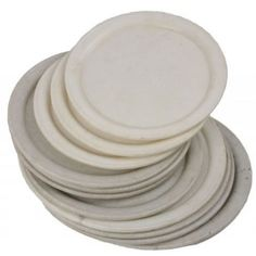 love... Marble Plate's (23cm)... from; Pentreath & Hill, England