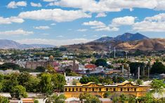 The historic town of Tequila, Jalisco