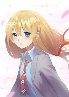 Sad Anime, Me Me Me Anime, I Never Forget You, Miyazono Kaori, Your Lie In April, Manga Cute, Diabolik Lovers, You Lied, Some Pictures