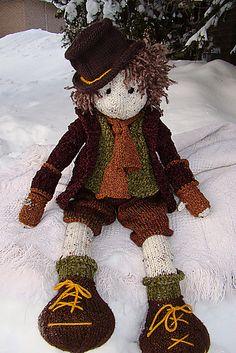 Ravelry: Lottie Doll Basic body pattern by Deena Thomson-Menard