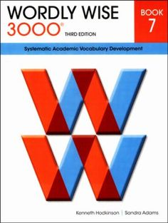 Wordly Wise 3000 Student Book 7, 3rd Edition