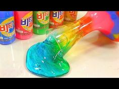 MOST SATISFYING SLIME VIDEO EVER!!! (Compilation) // diySatisfying - YouTube