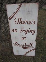 antique baseball nursery