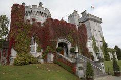 British Castles - Dromoland Castle  #europe #uk #ireland #britishisles #castle #hotel #accommodation #explore #travel #traveltherenext