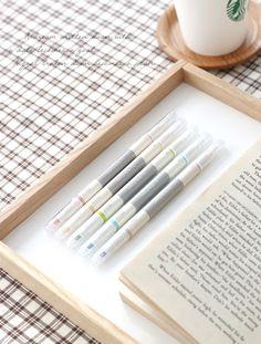 Iconic 2 Way Pastel Pen Set