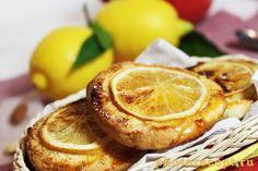 Миндальное печенье с дольками лимона - шаг 10