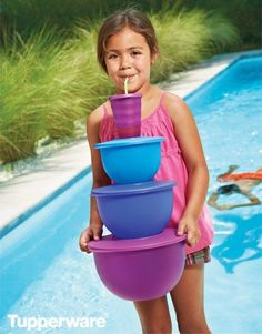"""All the more reason to have a #Tupperware Party :) @Helaine Oliner-Katz """"It's Not Your Mother's Tupperware Anymore"""""""