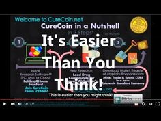 CureCoin International Promo: CureCoin helps diversify Bitcoin / Altcoin cryptocurrency portfolios. Keep your lifestyle, but ensure every transaction benefits humanity: https://www.curecoin.net