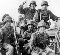 Waffen SS The Toughest Soldiers Of Third Reich Name Itself Conjures Skull And BonesThe