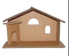 Diy Christmas Village, Christmas Diy, Nativity Stable, Activities For Kids, Bird, Outdoor Decor, Hobby, Home Decor, Bar Home