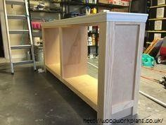 FREE GIVE AWAY 40 PLANS  Check out sideboard woodworking plans Showcasing Your sideboard woodworking plans Woodworking Tools For Sale, Woodworking Furniture Plans, Woodworking Basics, Cool Woodworking Projects, Diy Furniture, Sideboard Furniture, Kitchen Sideboard, Buffet Cabinet, Sideboard Buffet