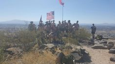 TUCSON – A group of local veterans is the latest to complete a Silkies Hike to fight veteran suicide. About 40 people put on packs and walked 22 kilometers to raise awareness about the Army Veteran, Tucson, Warriors, Hiking, Group, People, Walks, Trekking, People Illustration