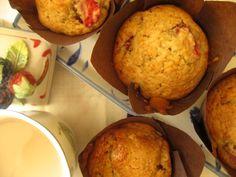 Muffins fresa Sour Cream