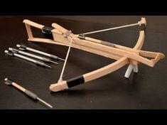 Armbrust selber bauen einfach. Armbrust selber bauen aus holz. Armbrust selber bauen anleitung. - YouTube