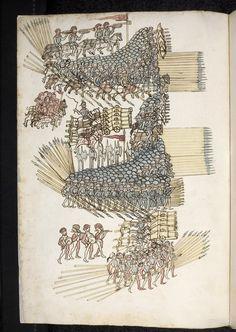 Mönch, Philipp; Kriegsbuch