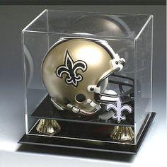 New Orleans Saints Nfl Full Size Football Helmet « StoreBreak.com – Away from the busy stores