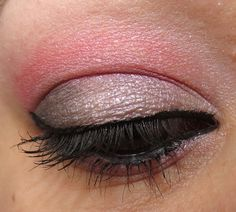 Dior Rose Charmeuse #854 5-Couleurs Eyeshadow Swatches, Review & EOTD – Cherie Bow Spring 2013