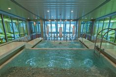 Relax on the sea, our Spa - Costa neoRomantica Costa Cruise Ships, Italian Style, Explore, Luxury, World, Outdoor Decor, Spaces, Stylish, Cruises