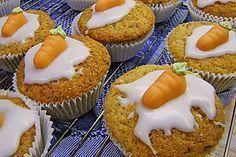 Rübli - Muffins (Rezept mit Bild) von zarterPfirsisch | Chefkoch.de