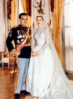 Grace Kelly & the Prince of Monaco