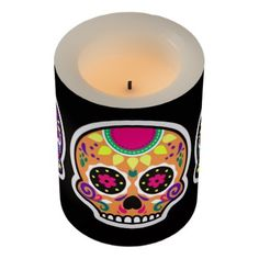 #skull babies led candles - #halloween #party #stuff #allhalloween All Hallows' Eve All Saints' Eve #Kids & #Adaults