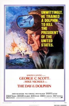 """gameraboy: """"The Day of the Dolphin (1973) """""""
