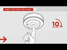 Test-it Tuesday: Check your Smoke Alarms and Carbon Monoxide Alarms today! Here are some tips and tricks on how to do it and why to do it. Electrical Safety, My Test, Picture Sharing, Smoke Alarms, Home Safety, Safety And Security, Dyi, Tuesday, Fire