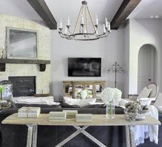 Is The Family Room Your Shining Star