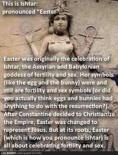 real meaning of Easter