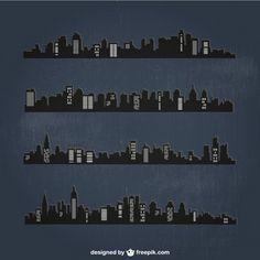 La ville est en danger.