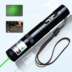 送料無料レーザー視力ライフルスコープライフルスコープ532nmの強力な851レーザーポインター5000メートル(電池含まず)