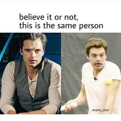 And we love both tbh I'm about as good at math as Sebastian is at tennis #winterchildren