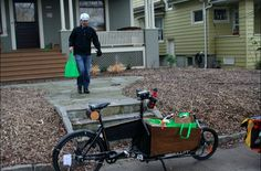 Cargo bikes cut cars and trucks from local deliveries : TreeHugger
