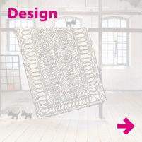Design vloerkleden