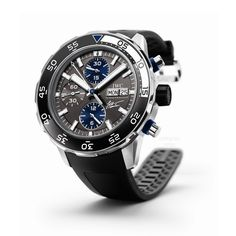 IWC Aquatimer CHRONO Edition Jacques-Yves COUSTEAU